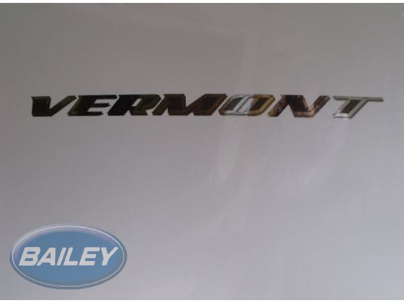 S6 Senator Vermont Name Decal product image