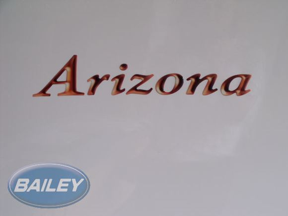 S5 Senator Arizona Decal product image