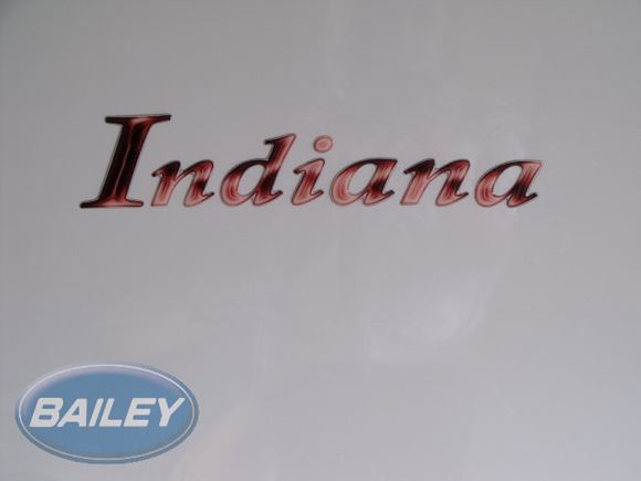 S5 Senator Indiana Decal product image
