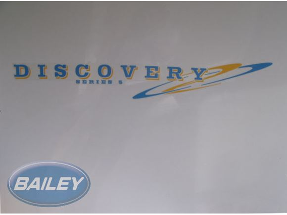S5 Discovery Side Decal & Wave O/S product image