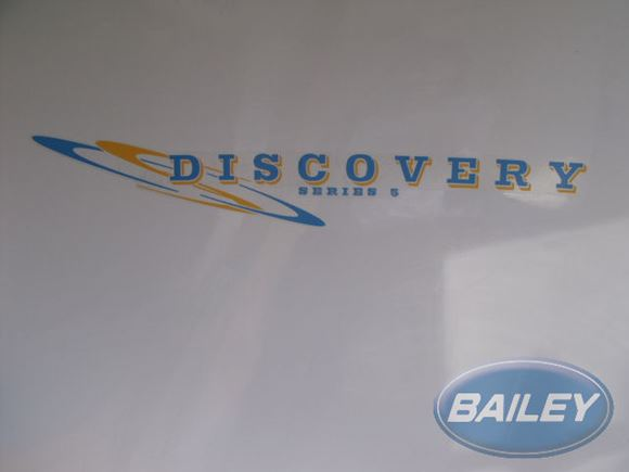 S5 Discovery Side Decal & Wave N/S product image