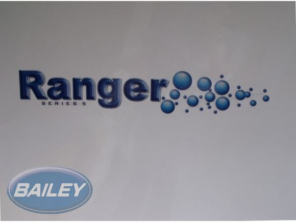 S5 Ranger Front N/S Decal w/ Bubbles product image