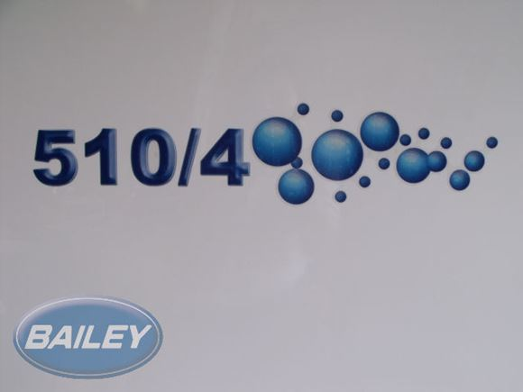 S5 Ranger 510/4 Decal w/ Bubbles O/S product image