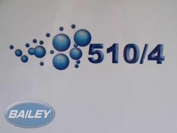 S5 Ranger 510/4 Decal w/ Bubbles N/S product image
