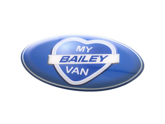 Read more about I Love My Bailey Oval Badge product image