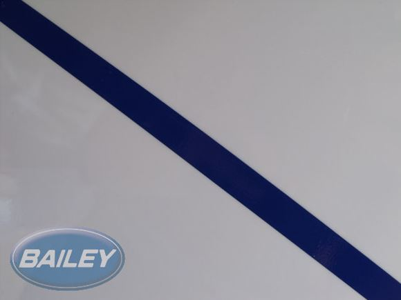 Pegasus 10mm Blue Stripe/Line Tape per mtr product image