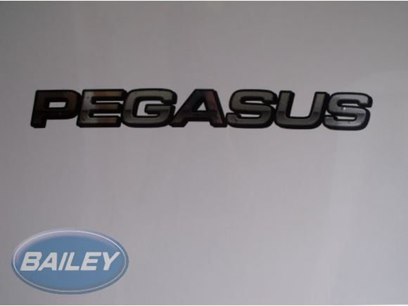 Pegasus Name Decal Front, Rear & Side product image