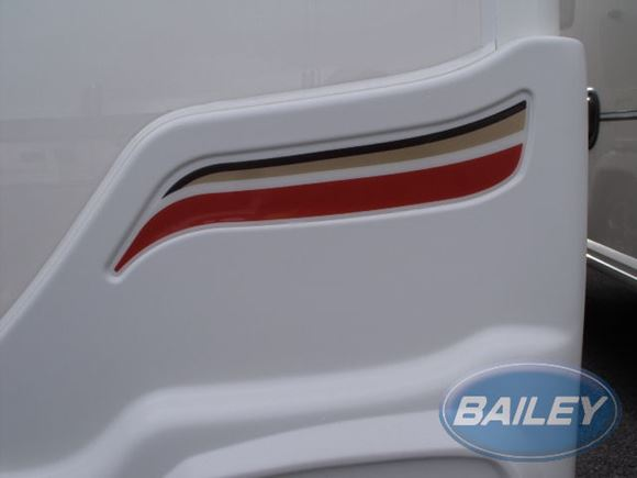Unicorn N/S Front Bumper Resin Decal R/H product image
