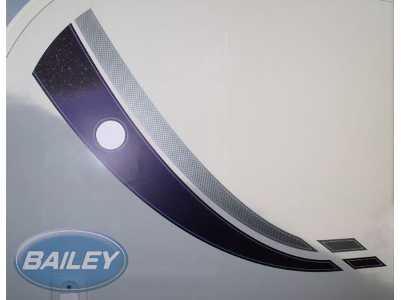Orion Silver & Blue O/S/R Side Decal product image