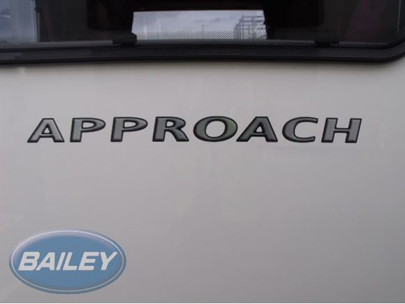 Approach Side Name Decal All Vans (620SE O/S Only) product image