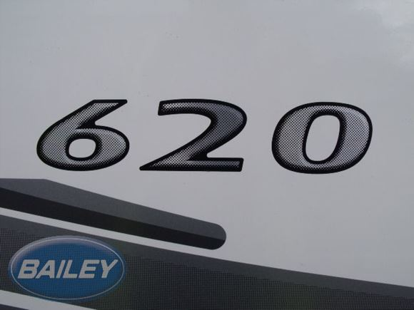 Approach 620 Model Number Decal product image