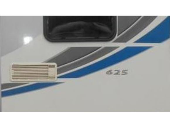 Approach 625SE N/S Front Side Middle Decal product image