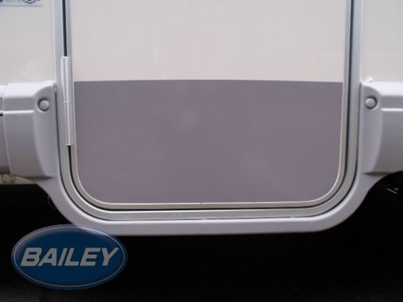 Approach Grey Exterior Door Decal product image