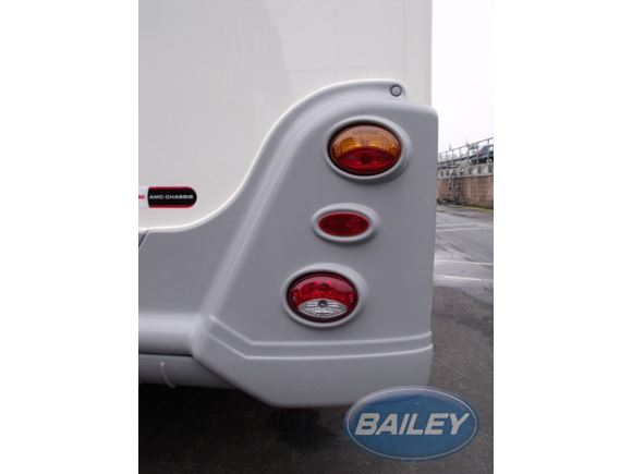 Approach SE O/S Offside Rear Bumper RAL7004 product image