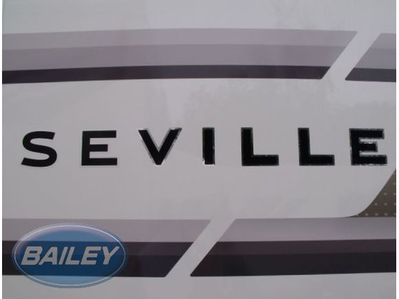 Unicorn II Seville Name Decal product image