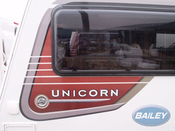 Unicorn II N/S Front Side Decal (Part A) product image