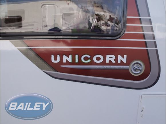 Unicorn II O/S Front Side Decal (Part A) product image