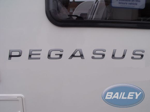 Pegasus GT65 Name Decal product image