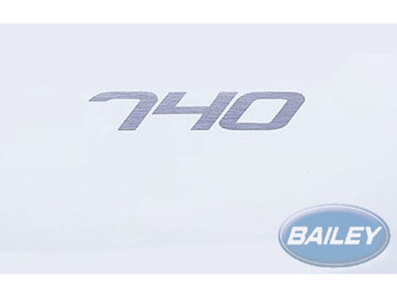 Approach Autograph 740 Model Number Decal product image