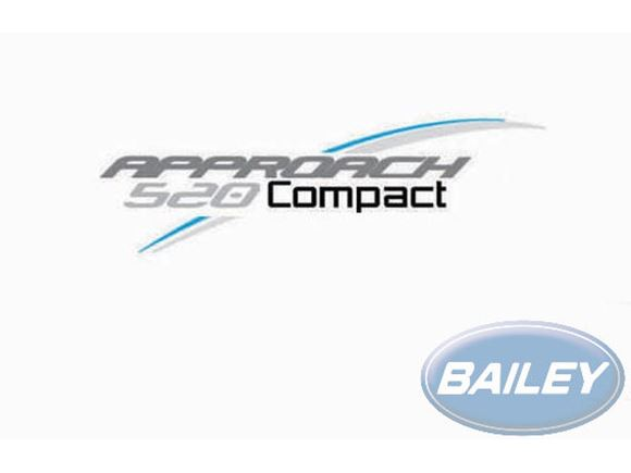 Approach Compact 520 N/S & Rear Decal product image