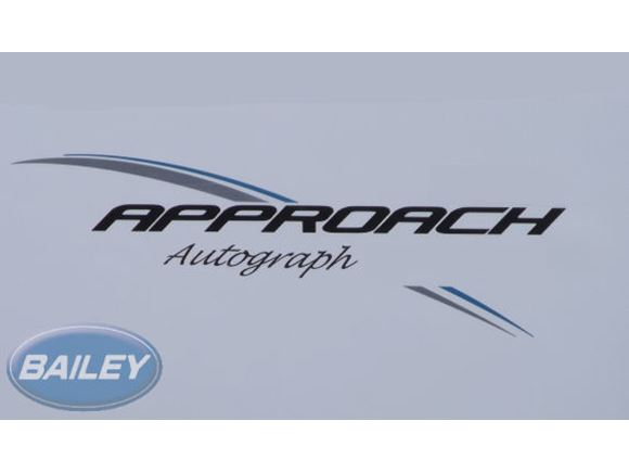 Approach Autograph O/S Name Decal product image