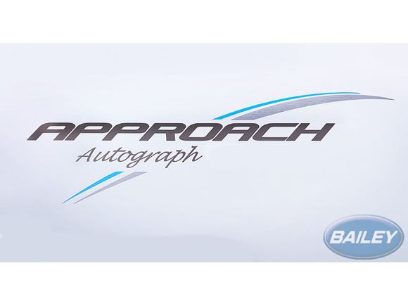 Approach Autograph N/S & Rear Decal product image