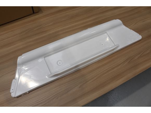 Pursuit Rear Number Plate Moulding product image