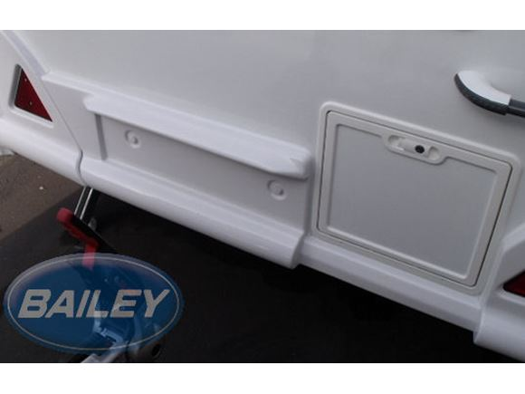Pursuit 550/4 Number Plate Moulding product image