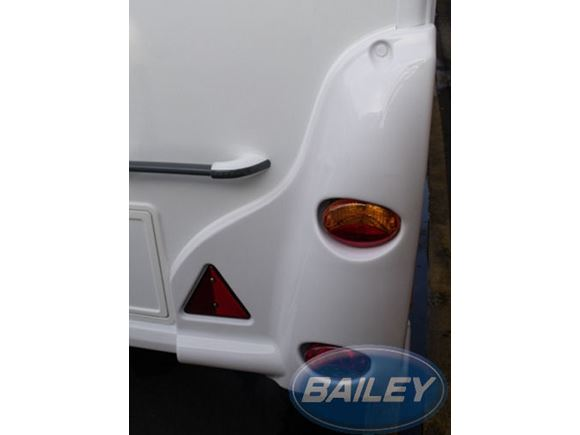 Pursuit 550/4 O/S Rear Bumper product image