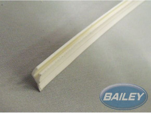 Read more about Rigid Bumper Gasket White 2.5m product image