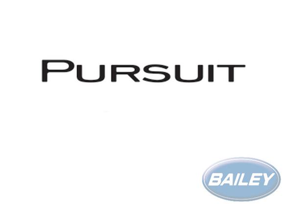 Pursuit Name Decal product image