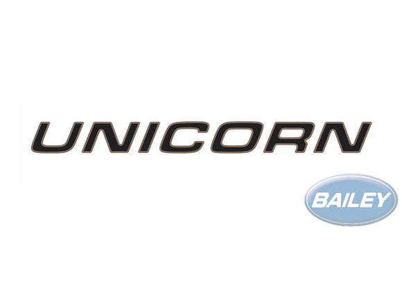 Unicorn III N/S & O/S Name Decal product image