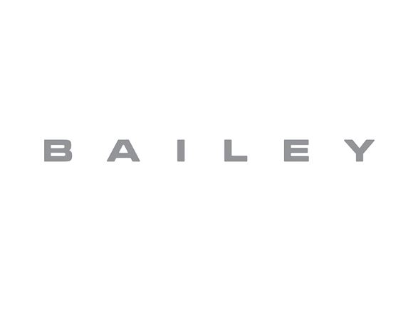 Uni III Peg IV Chrome BAILEY Decal (Individual) product image