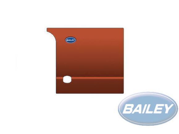 Uni III Vigo N/S Side Window Linking Decal Part A product image