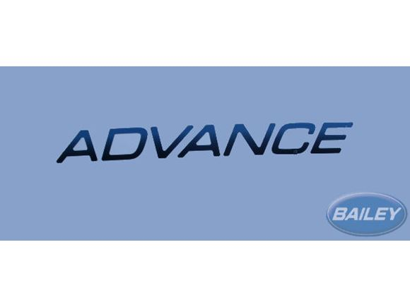 Approach Advance 'Advance' N/S & O/S Decal product image