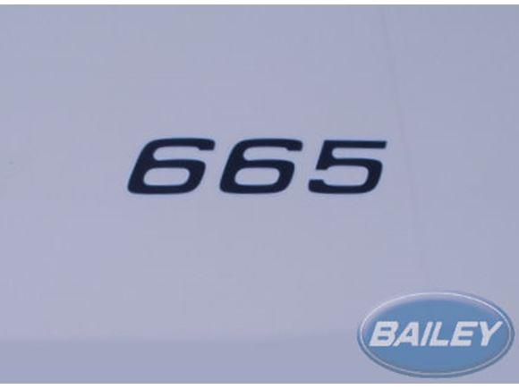 Approach Advance 665 Decal product image