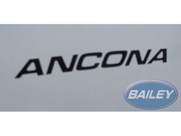 Pegasus IV Ancona Name Decal product image