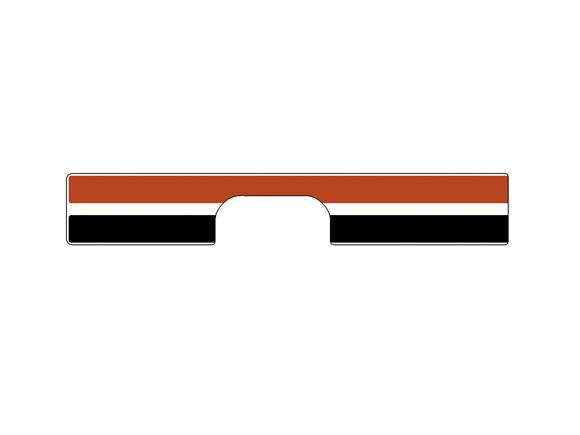 AE2 66-2 Main Side Advance Stripe C O/S product image