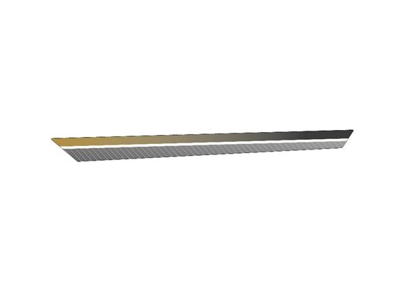 PX1 Ridgeway 420 N/S Main Side End Stripe Decal A product image