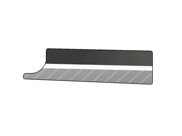 PX1 Ridgeway 420 O/S Main Side Stripe Decal A product image