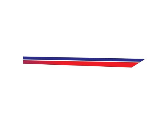 PX1 Pageant O/S Main Side Stripe Decal B  product image