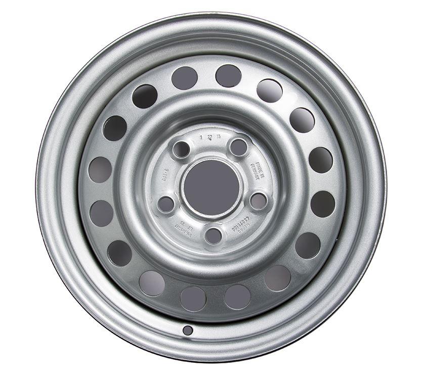 14 Quot Steel Spare Wheel Rim 5 5j Silver Prima Leisure