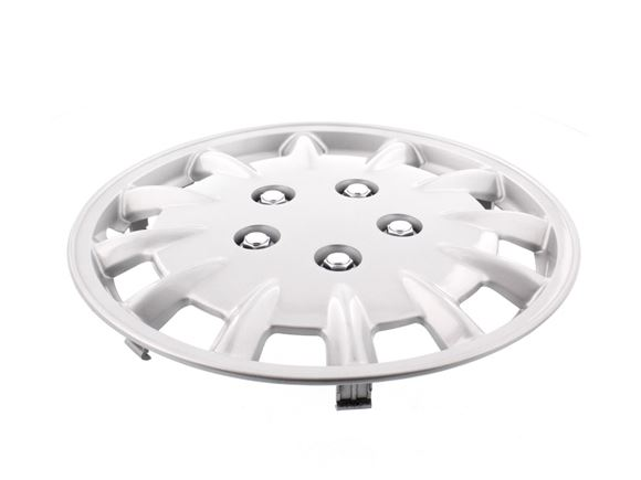 Milenco 14'' Silver Wheel Trim product image