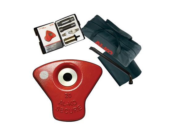 AL-KO Secure Wheel Lock - Pageant S6 & 7 product image
