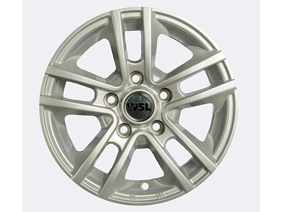 Uni II, Peg GT65, Pur* 14'' Alloy Wheel Rim Only product image