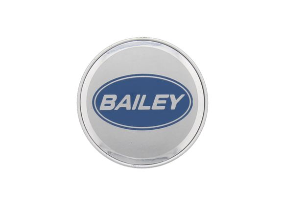 Bailey Alloy Wheel Centre Cap & Badge 56mm product image