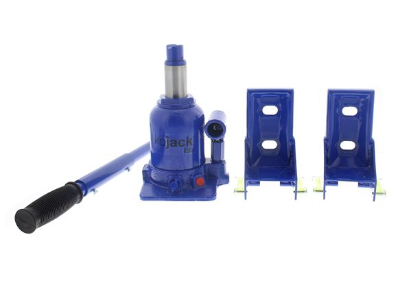 KoJack Single Axle Hydraulic Jack & Levelling Set product image