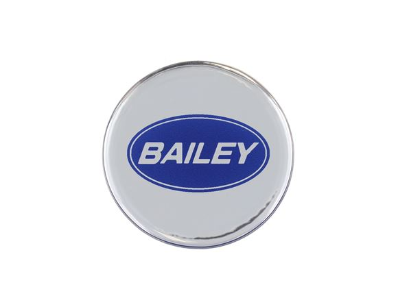 Motorhome Alloy Wheel Centre Cap & Badge 60mm product image
