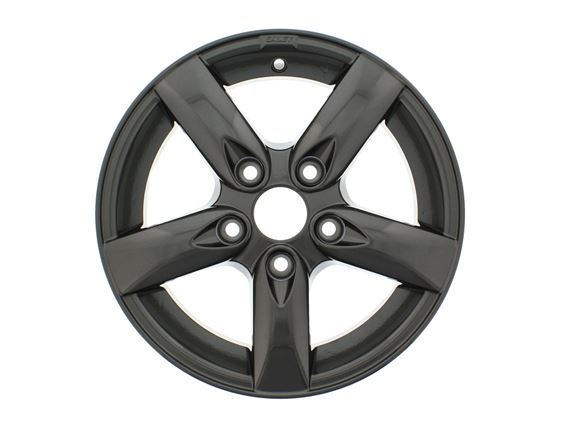 "UNB DY1 GT70 14"" Alloy Wheel Rim Graphite product image"