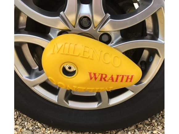 Milenco Wraith Wheel Lock product image